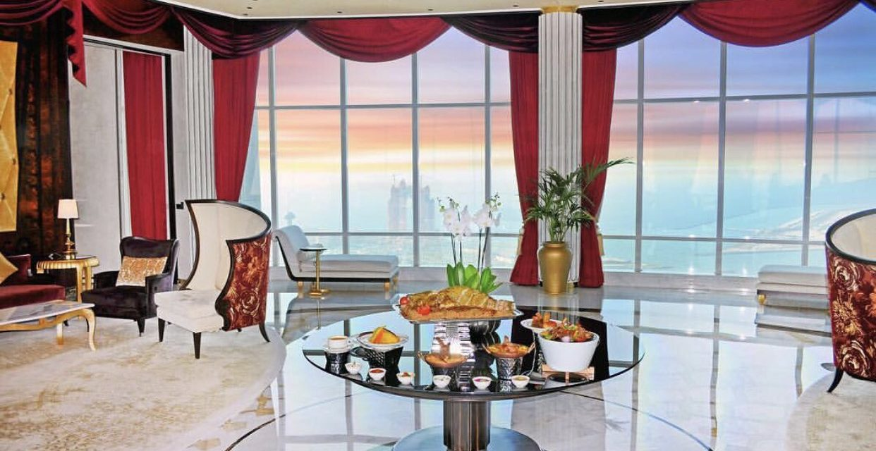 Luxury on the Corniche at St Regis Hotel Abu Dhabi