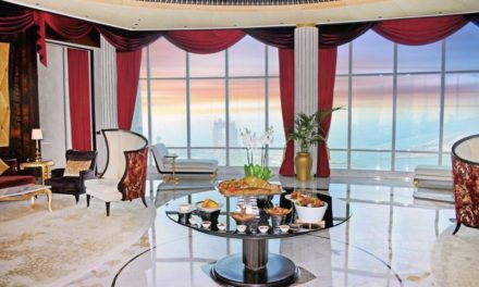 Luxury on the Corniche at St Regis Hotel Abu Dhabi