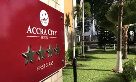 Accra City Hotel: Redefining the gold standard of hotels in Ghana