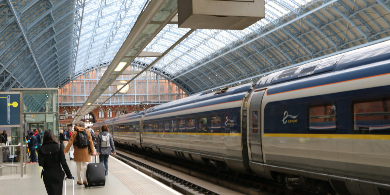 The Eurostar – connecting Europe