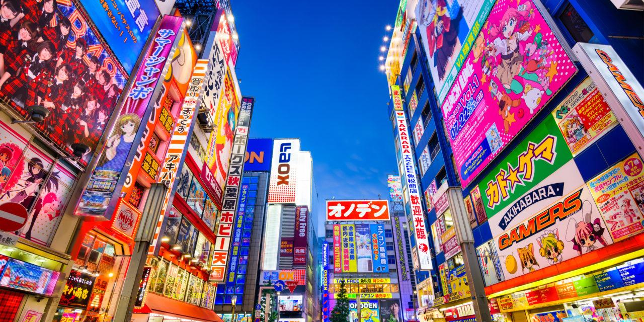 Japan's leading tourist destinations
