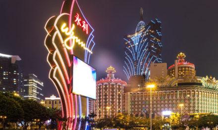 The Wynn Macau Hotel