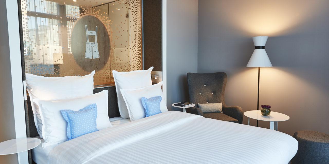 Enjoy your stay at the Steigenberger Hotel Munich