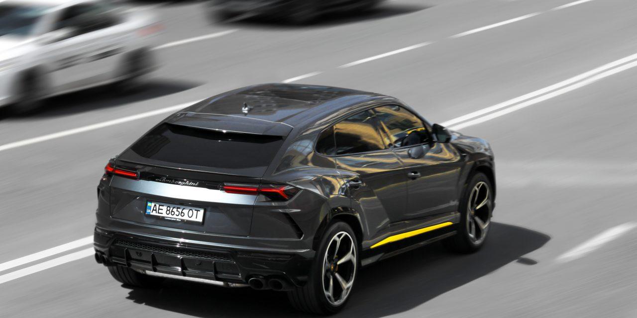 Lamborghini London delivers the 15,000th Urus Super SUV