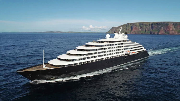 """""""Scenic Eclipse"""" set to Restart Ultra-luxury Expedition Trips to Antarctica"""