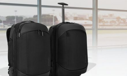 Targus Adds Expandable Travel Backpacks to EcoSmart® Collection